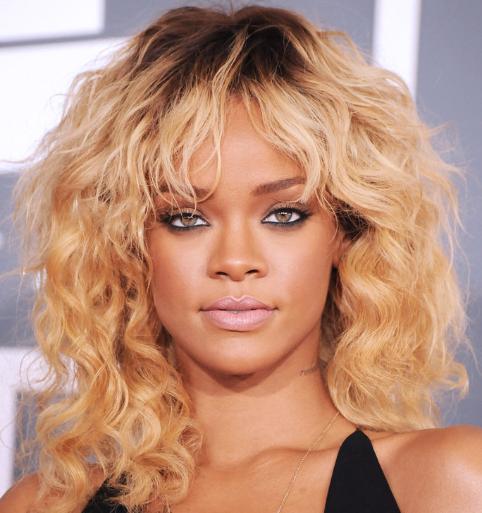 Blondes Vs. Brunettes - Slider - Rihanna Blonde