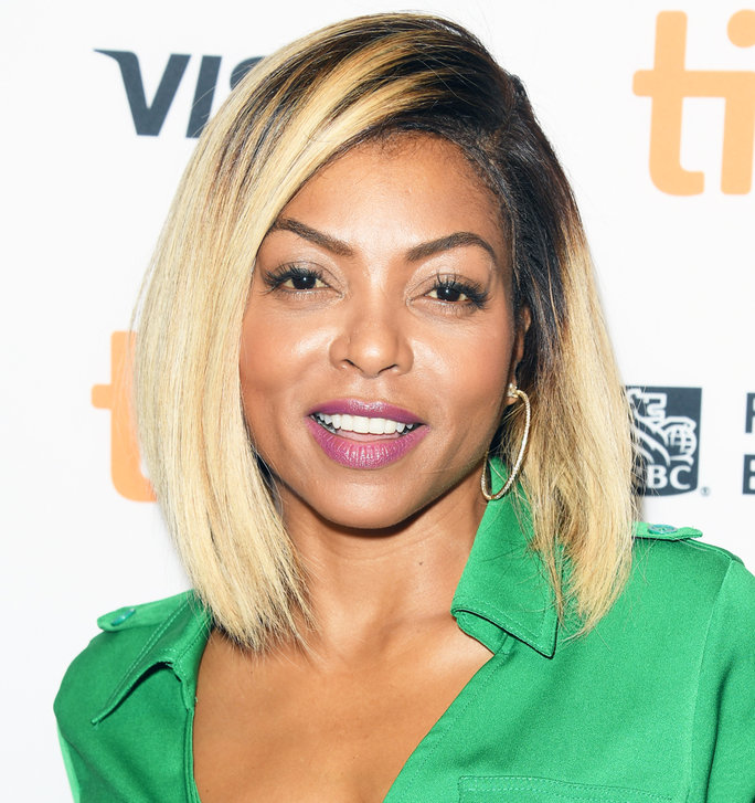 Blondes Vs. Brunettes - Slider - Taraji Blonde