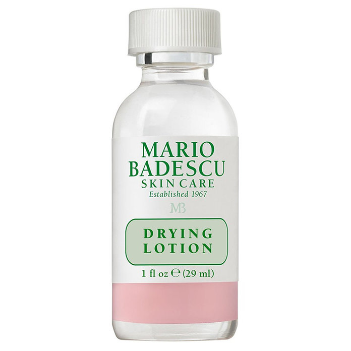 <p>For Clearing Breakouts Fast: Mario Badescu Drying Lotion</p>