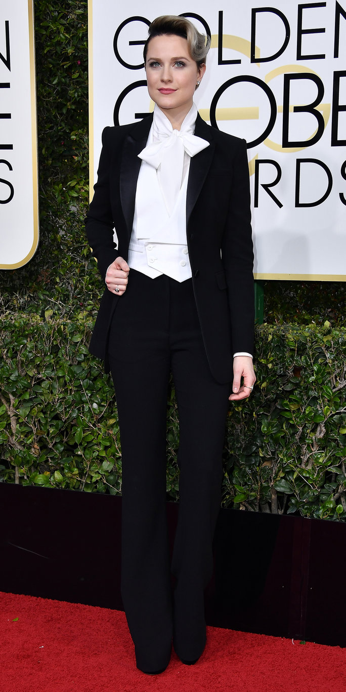 <p>Evan Rachel Wood in Altuzarra</p>