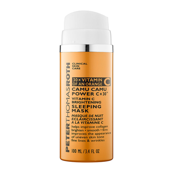 Peter Thomas Roth Camu Camu Power C x 30 Vitamin C Sleeping Mask