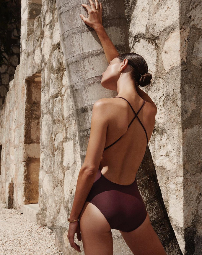 15 One-Piece Swimsuits You Need on Your Radar