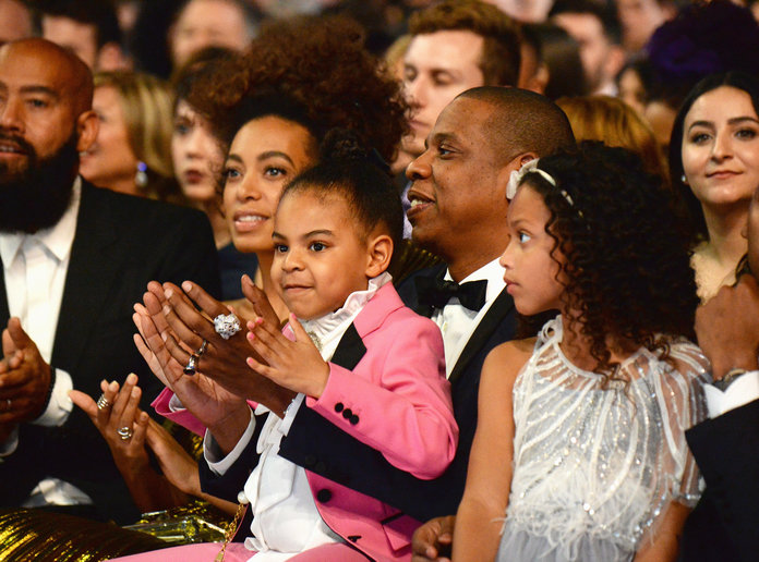 Blue Ivy Grammy Moments - Embed 1