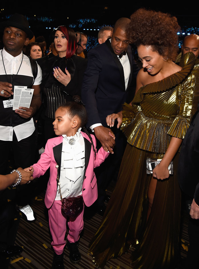 Blue Ivy Grammy Moments - Embed 3