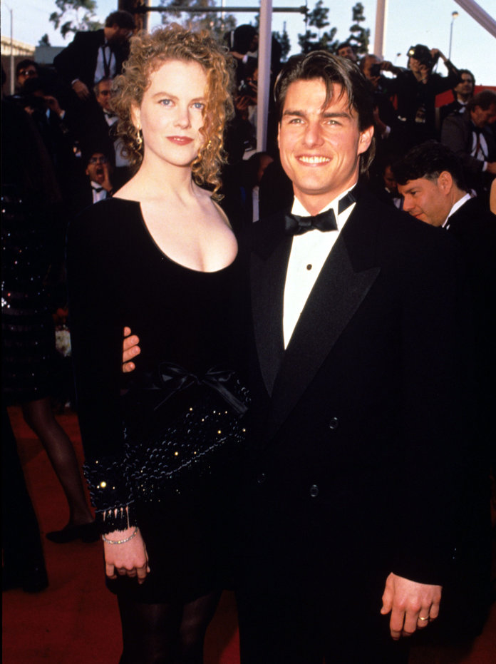 Oscar Nominees at their first Oscars Nicole Kidman