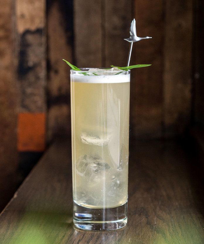 Grey Goose Cocktail Recipe - LEAD