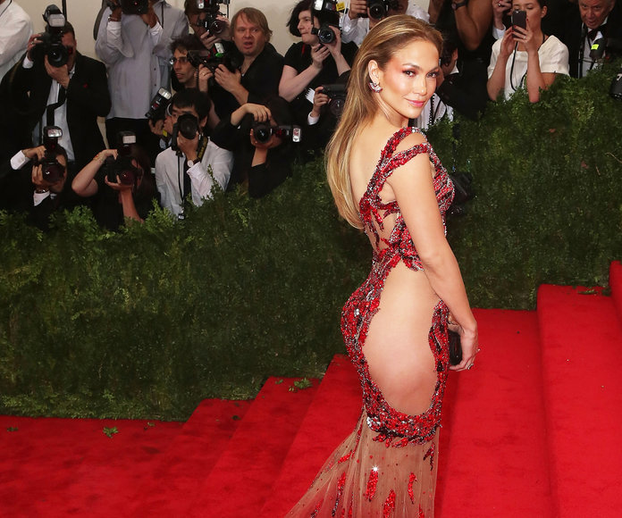 The 34 Most Naked Dresses of All Time