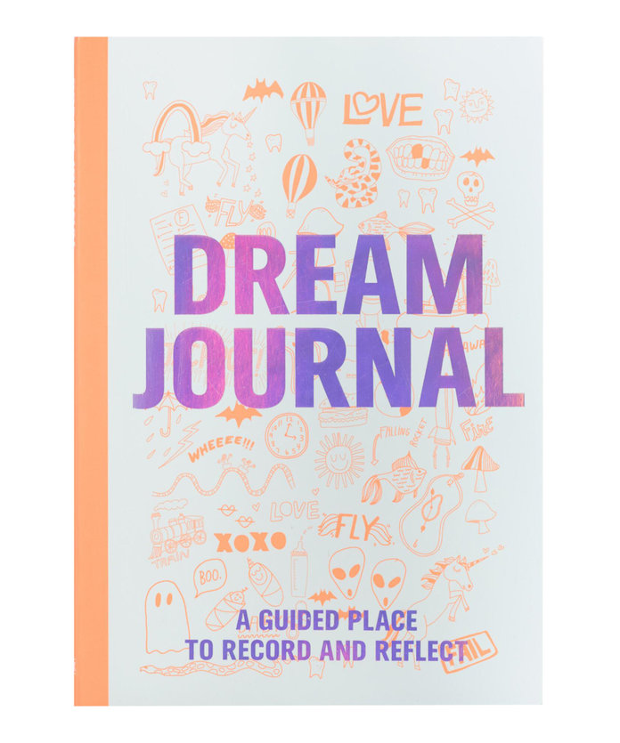 <p>Guided Dream Journal</p>