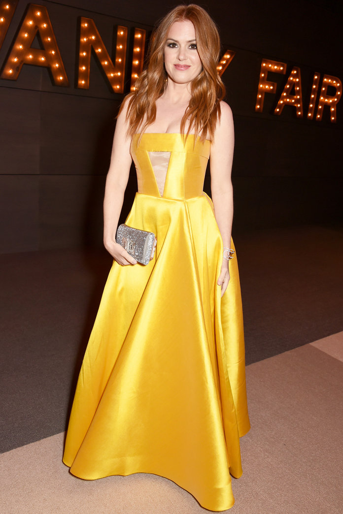 <p>Isla Fisher</p>