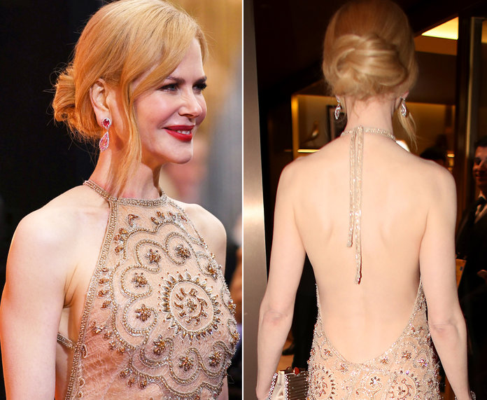 Nicole Kidman Dress Alterations 2