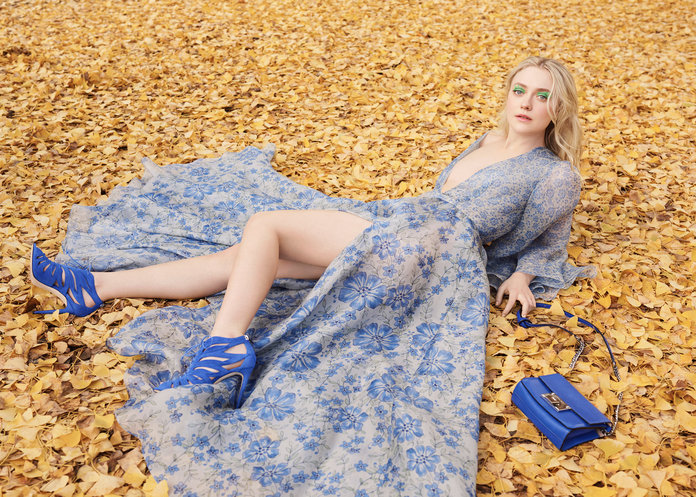Dakota Fanning Jimmy Choo