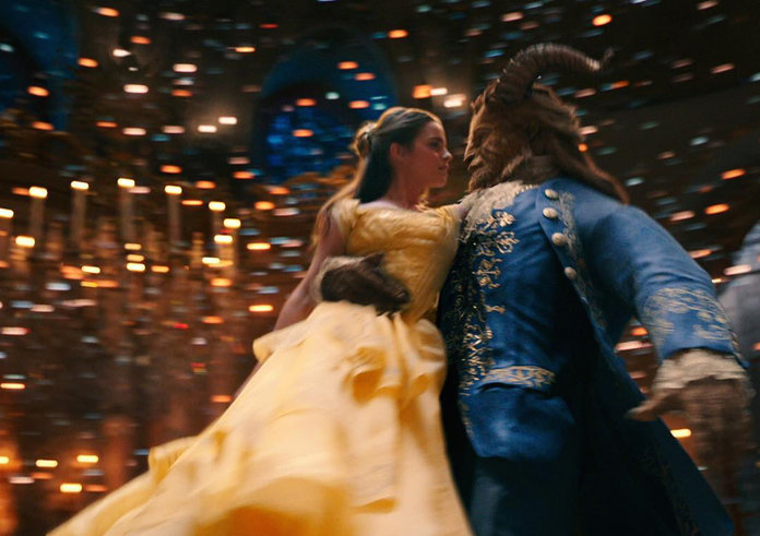 New Balance's <em>Beauty and the Beast</em> Running Shoes Are Magical