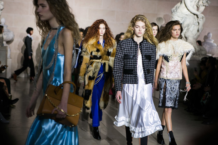 The Shows, The FROWs And The Fashion Moments: What Went Down At PFW