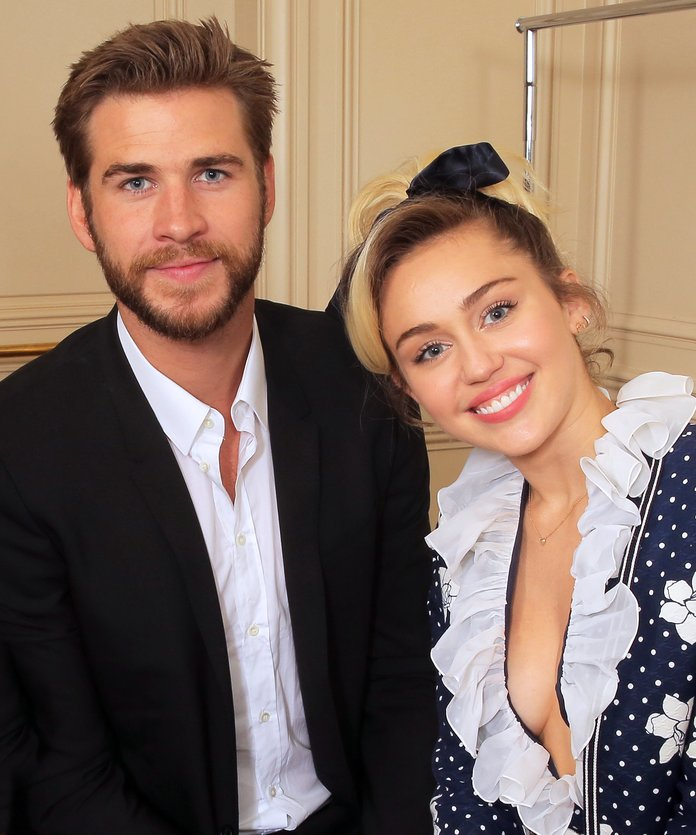 The Internet Thinks This Instagram Means Miley Cyrus and Liam Hemsworth Got Married