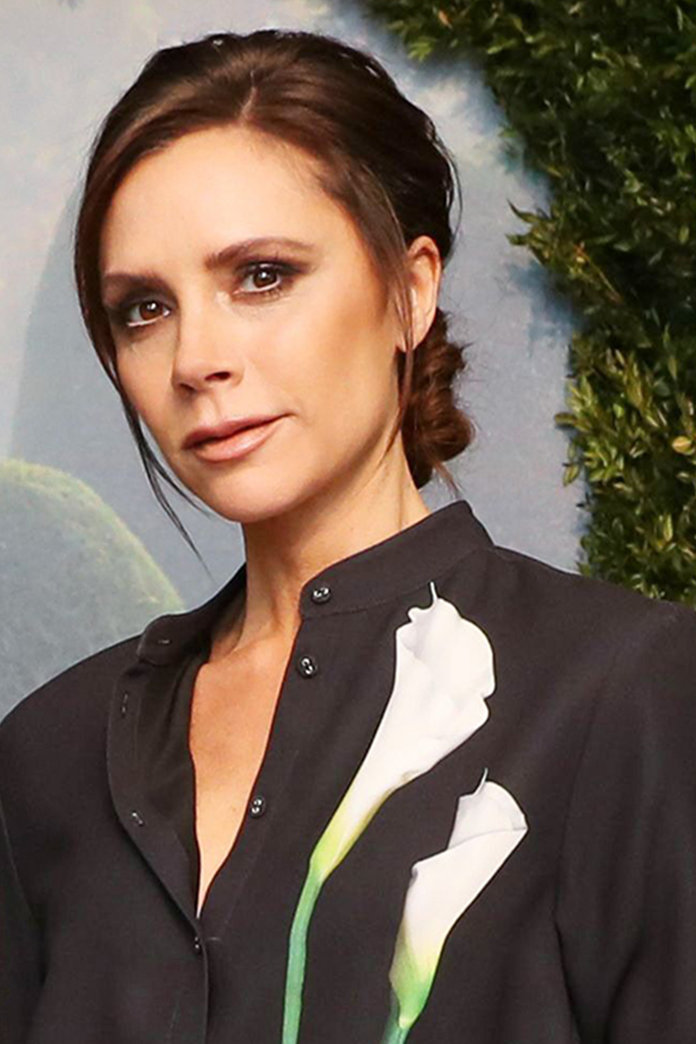 Here's How To Use Victoria Beckham's Sell-Out Highlighter