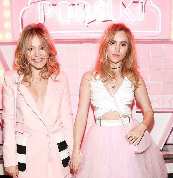 Suki Waterhouse And Poppy Jamie On How To Start A Business On Instagram