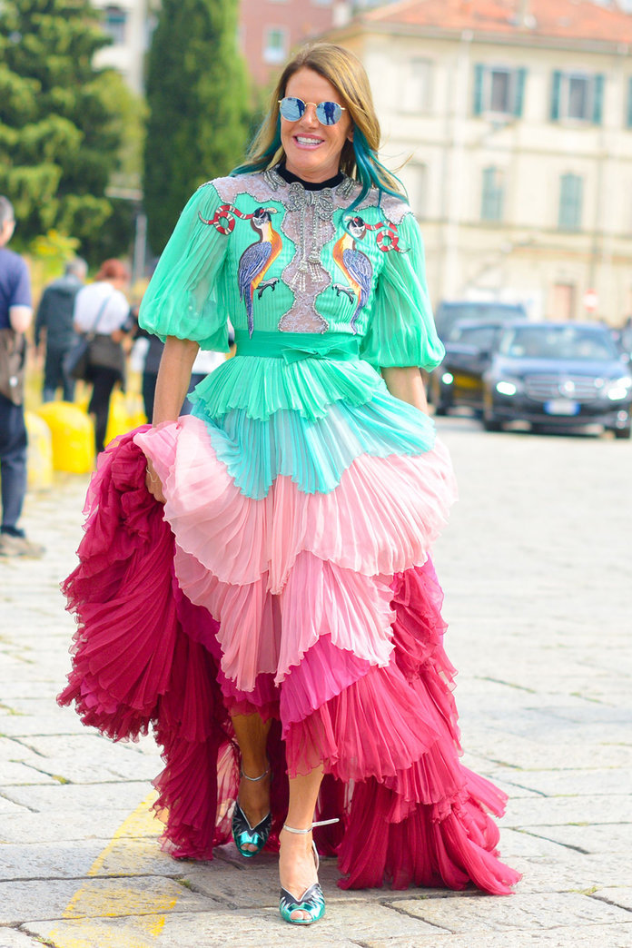Ruffle Dresses From The High Street That Are The Right Side Of OTT
