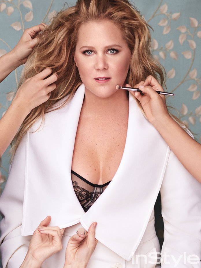 InStyle May 2017 COV Amy Schumer - Lead
