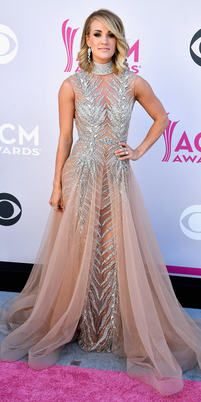 <p>Carrie Underwood </p>