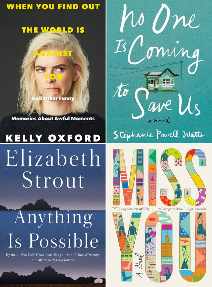 5 Totally Brilliant Books You Need to Read in April 2017