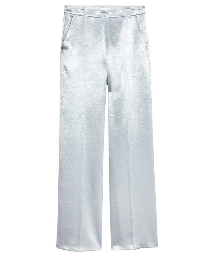 H&M Wide-Leg Pants