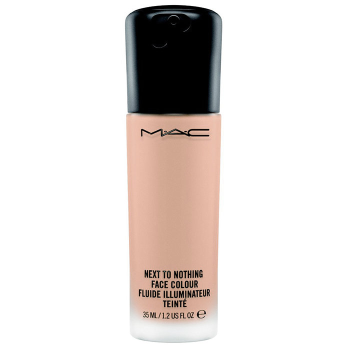 <p>MAC Next To Nothing Face Colour</p>