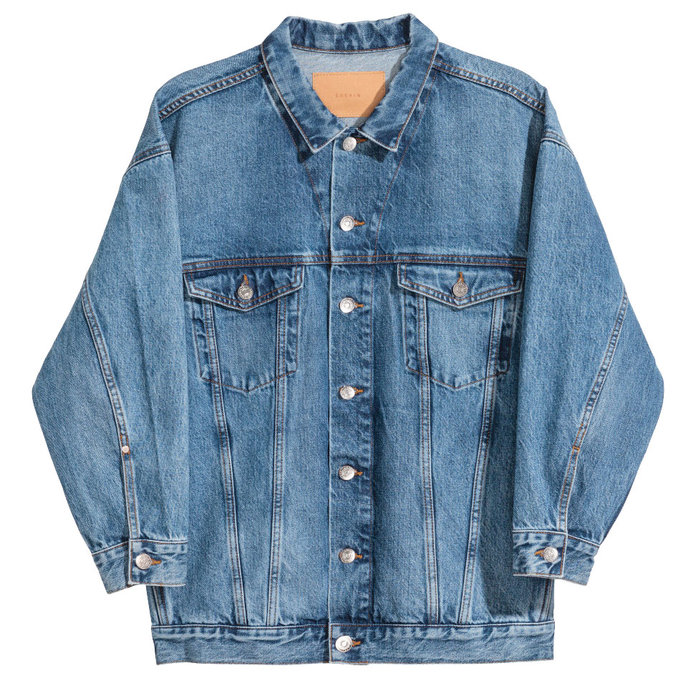 Best Oversized Denim Jackets for 2017 | InStyle.com