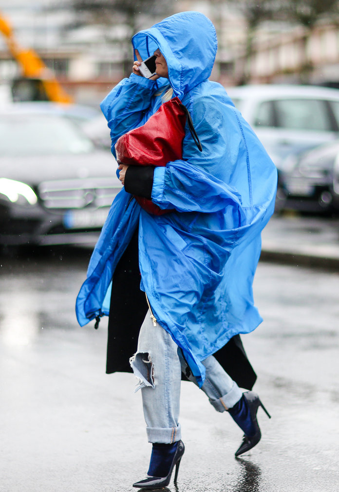 9 Raincoats That Will Have You Wishing for Spring Showers