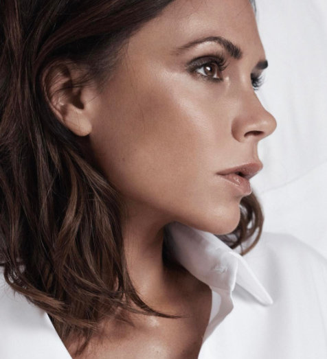 Every Single Step You Need To Copy Victoria Beckham's Signature Make-Up Look
