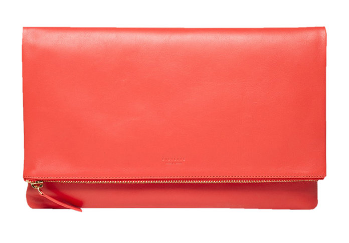 <p>A Cheerful Red Pouch</p>