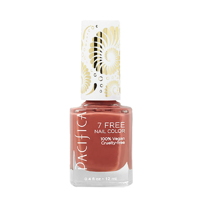 <p>Pacifica 7-Free Nail Polish in Desert Princess </p>
