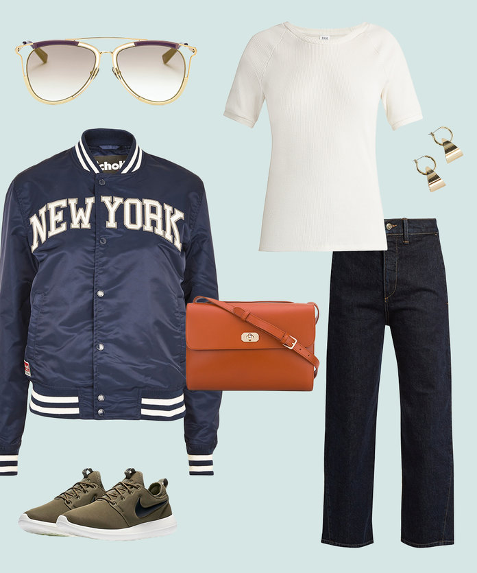 <p>FOR A CASUAL LOOK</p>