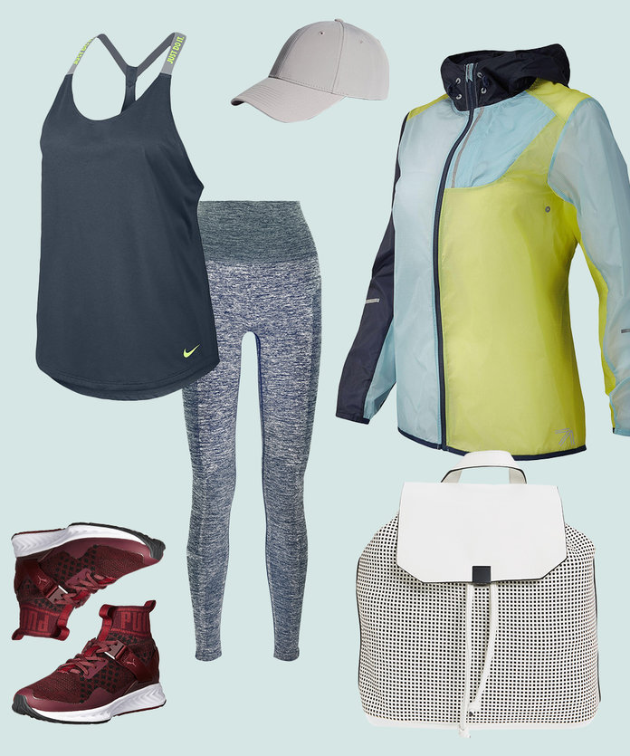 <p>FOR AN ATHLETIC LOOK</p>
