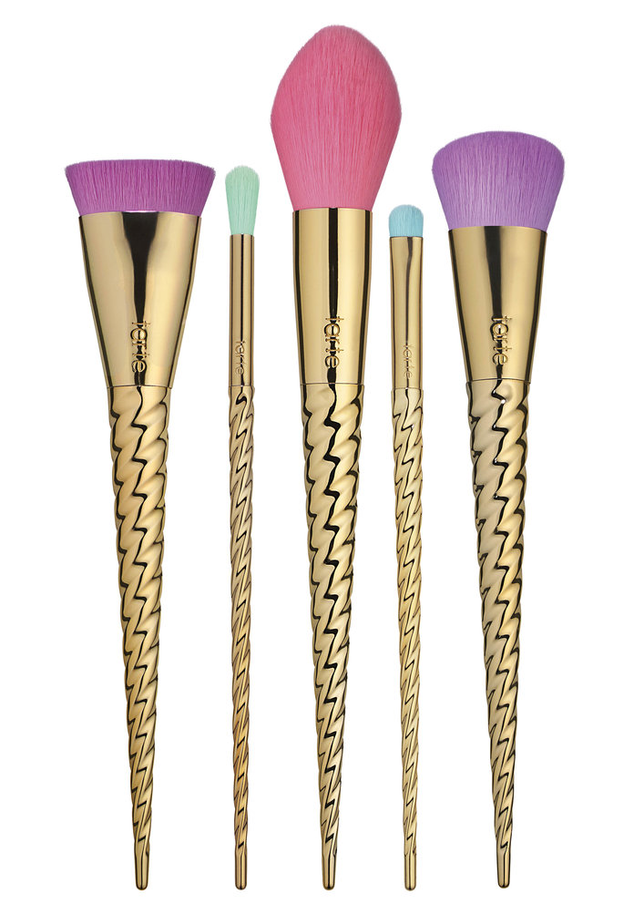 Tarte's New Makeup Brushes Are Straight Out of a Fairytale