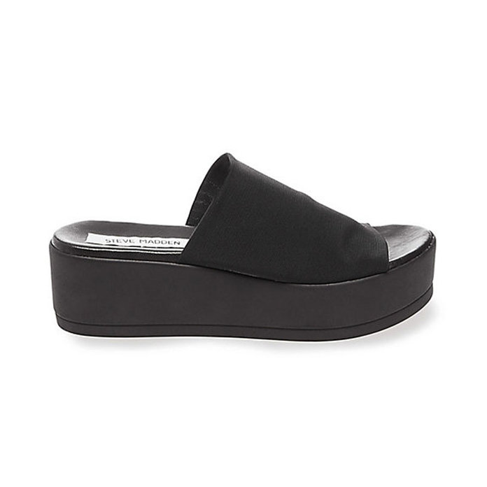 5e0c56f45234 Courtesy. Get your hands on the iconic stretchy slide at stevemadden.com ...