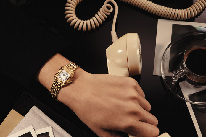 Net A Porter To Launch Re Edition Cartier Panthere Watches Instyle Com