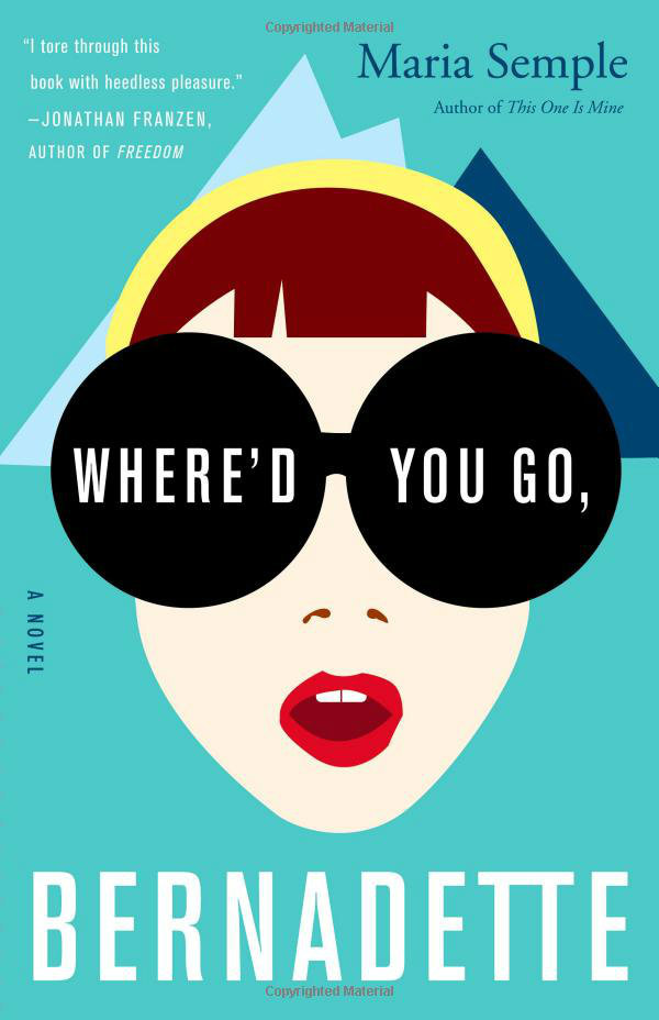 "<em>Where'd You Go Bernadette</em> oleh Maria Semple<br/>""></div></div></div><div class="