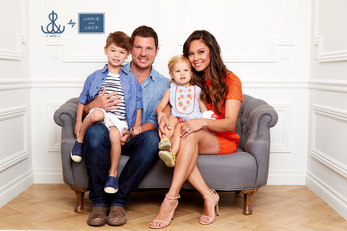 Why Vanessa Lachey Loves Janie & Jack's New Mommy-and-Me Collection