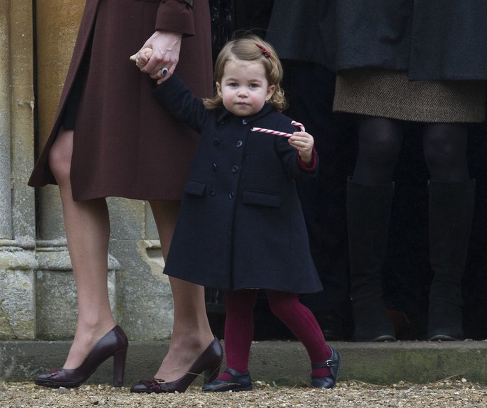 Princess Charlotte Will Be a Bridesmaid at Pippa Middleton's Wedding