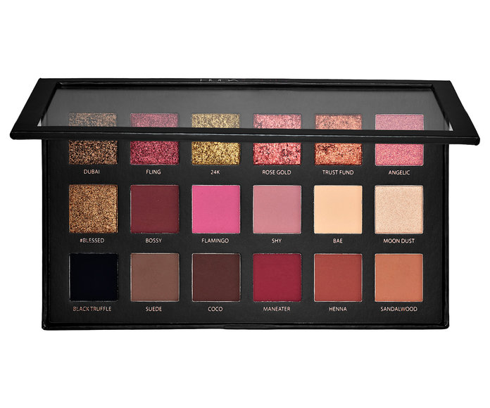 These Are The Top 10 Best Selling Shadow Palettes At