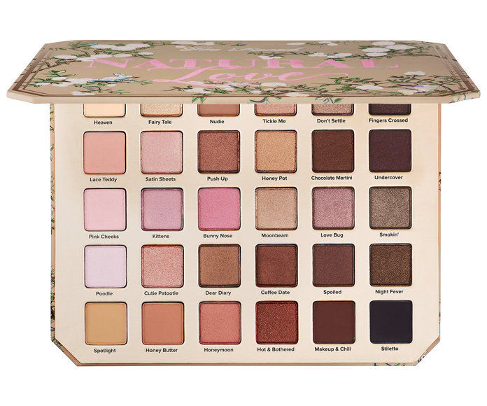 <p>Too Faced Natural Love Ultimate Neutral Palette</p>