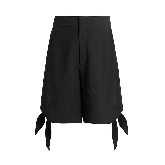 <h1>Chloé tie-side cady shorts</h1>