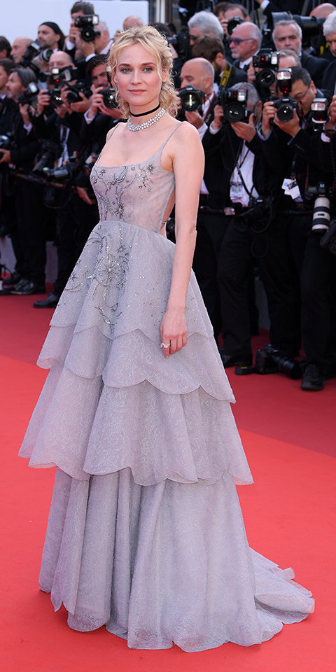 The Best Celebrity Looks from the 2017 Cannes Film Festival Red Carpet