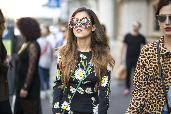Florals For Spring? Groundbreaking. These Dresses Actually Are...