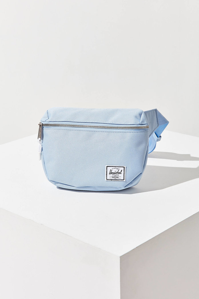 SKY BLUE BELT BAG