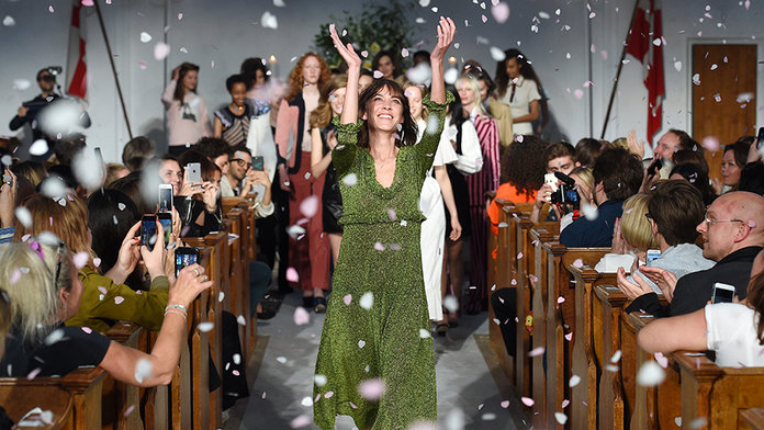 You Can Now Shop Alexa Chung's First Ever Collection