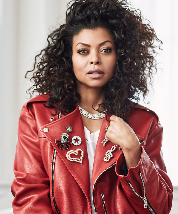 Beauty Talk: Taraji P. Henson