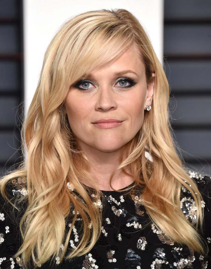 Celebrities With Buttery Blonde Hair Instyle Com