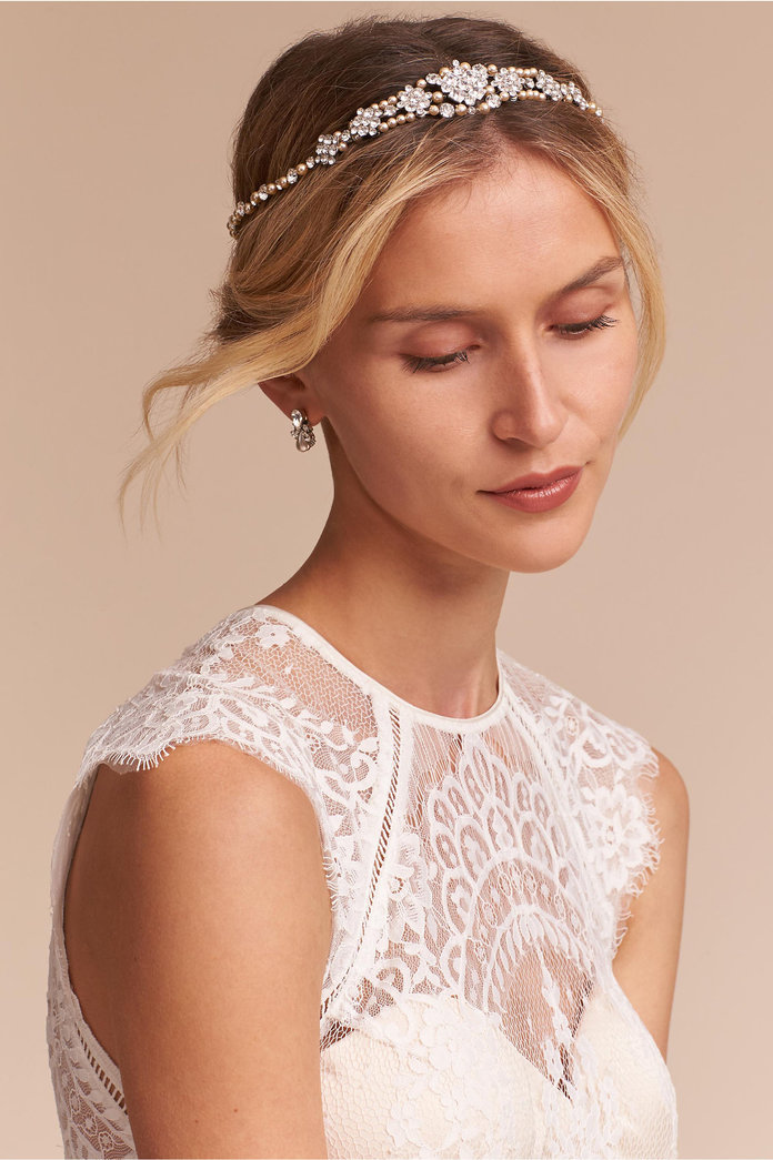 Shop Non Veil Hair Accessories To Wear On Your Wedding Day Instylecom