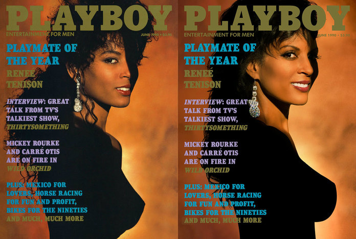 playboy models recreate their most iconic covers decades